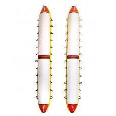 """Катамаран """"Елгач-6"""" двухсекционные баллоны сплавной надувной туристический  (пилоны)"""